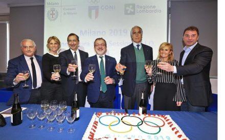 IL CONI PROPONE MILANO COME SEDE DELLA SESSIONE CIO 2019