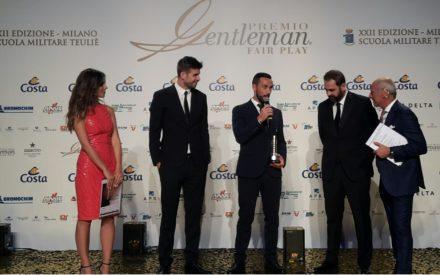 """SERATA DI PREMIAZIONI PER IL """"GENTLEMAN FAIR PLAY"""""""