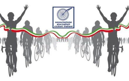 CAMPIONATO ITALIANO GIORNALISTI CICLISTI NELL'ALESSANDRINO