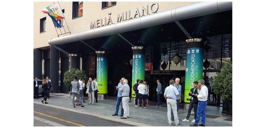 CALCIOMERCATO A MILANO: COME FARE PER GLI ACCREDITI STAMPA