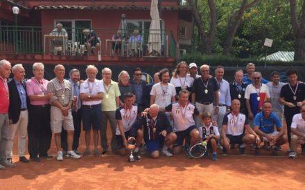 CAMPIONATO TENNIS PER GIORNALISTI SPORTIVI, USSI TOSCANA SI CONFERMA CAMPIONE