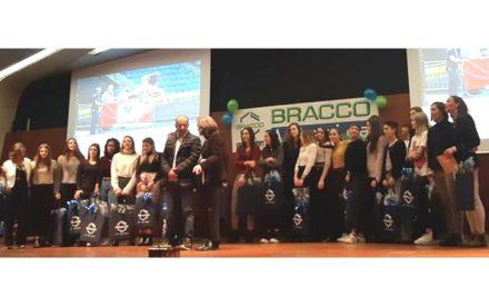 FESTA DELLA BRACCO ATLETICA, 18 ANNI DI GLORIA SPORTIVA