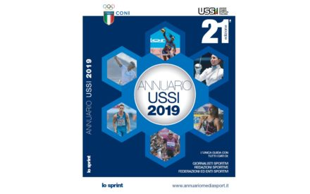 L'ANNUARIO USSI 2019, TUTTO SU SPORT E MEDIA IN ITALIA