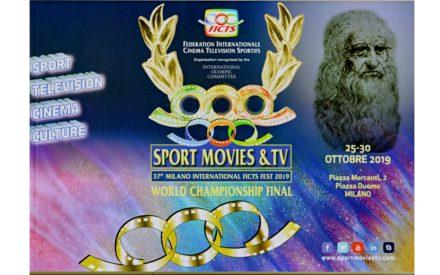 """LO SPORT IN IMMAGINI: TORNA  """"SPORT MOVIES & TV"""" A MILANO"""