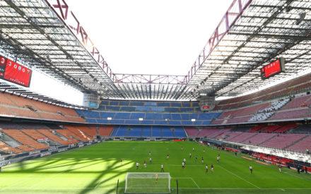 CALCIO: PARCHEGGI STAMPA MILAN. PROVVEDE IL CLUB IN BASE AGLI ACCREDITI