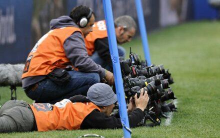 CALCIO: GARE SERIE D, CONSENTITO ACCESSO A MASSIMO 15 FOTOGRAFI