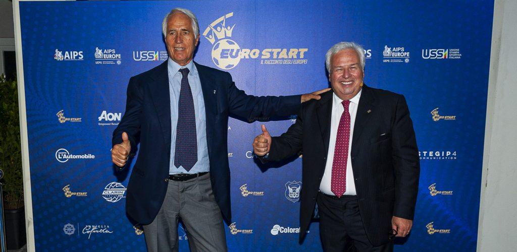 "EURO2020: EUROSTART; DE SISTI A MANCINI, ""ORA TOCCA A VOI"""