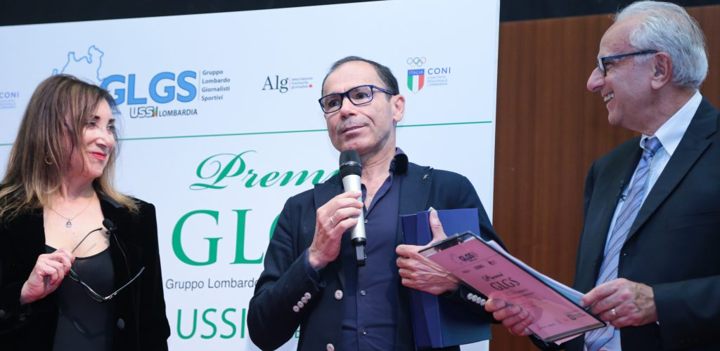 """FESTA GLGS: PREMI 2019-2020 A """"CAMPIONI"""" DI SPORT E GIORNALISMO"""